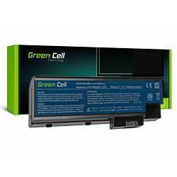 Green Cell (AC19) baterija 4400 mAh,10.8V (11.1V) LIP-6198QUPC LIP-8208QUPC za Acer Aspire 5620 7000 9300 9400 TravelMate 5100 5110 5610 5620 11.1V