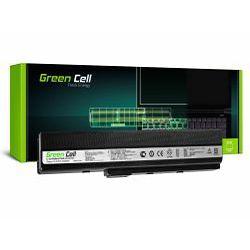 Green Cell (AS02) baterija 4400 mAh, 10.8V (11.1V) A32-K52 za Asus K52/K52J/K52F/K52JC/K52JR/K52N, X52/X52J, A52/A52F