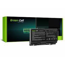 Green Cell (AS29) baterija 4400 mAh,10.8V (11.1V) A32-X51 A32-T12 za Asus X51 X51C X51H X51L X51R X51RL X58 X58L
