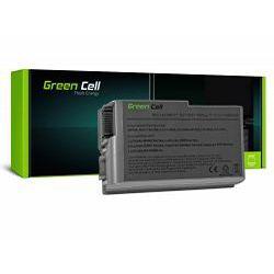 Green Cell (DE23) baterija 4400 mAh,10.8V (11.1V) C1295 za Dell Latitude D500 D505 D510 D520 D530 D600 D610