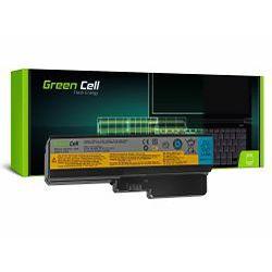 Green Cell (LE06) baterija 4400 mAh,10.8V (11.1V) L08S6Y02 za IBM Lenovo B550 G530 G550 G555 N500