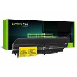 Green Cell (LE03) baterija 4400 mAh,10.8V (11.1V) 42T5225 za IBM Lenovo ThinkPad T61 R61 T400 R400
