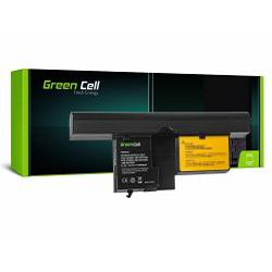 Green Cell (LE18) baterija 4400 mAh,14.4V (14.8V) 93P5031 za IBM Lenovo ThinkPad Tablet PC X60 X61