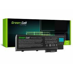 Green Cell (AC27) baterija 4400 mAh,14.4V (14.8V) SY6 SQU-401 za Acer TravelMate 2301WLMi 2313NL Aspire 1640 3000 3500 5000 Extensa 3000 6600