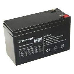 Green Cell (AGM06) baterija AGM 12V 9Ah
