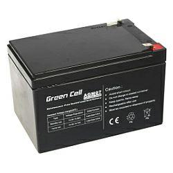 Green Cell (AGM07) baterija AGM 12V 12Ah