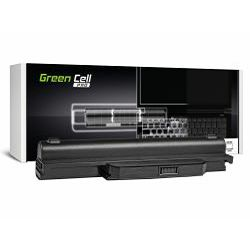 Green Cell PRO (AS05PRO) baterija 7800 mAh, 10.8V (11.1V) A32-K53 za Asus K53 K53E K53S K53SV X53 X53S X53U X54 X54C X54H 7800 mAh