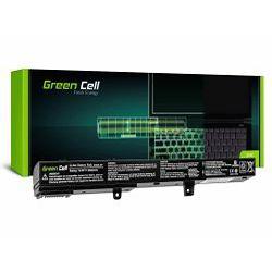 Green Cell (AS75) baterija 2200 mAh,14.4V (14.8V) A41N1308 A31N1319 za Asus R508 R556LD R509 X551 X551C X551M X551CA X551MA X551MAV