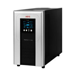 AEG UPS Protect C 3000VA/2700W, VFI, On-line double conversion, floor standing, automatic bypass, RS232 interface