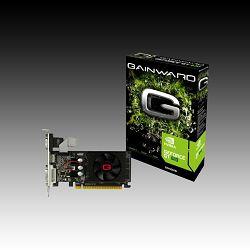 GAINWARD Video Card GeForce GT 610 DDR3 2GB/64bit, 810MHz/535MHz, PCI-E 2.0 x16,HDMI,DVI, VGA Cooler, Retail