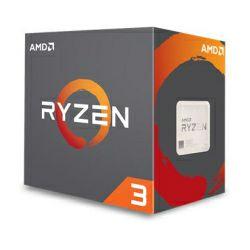 AMD Ryzen 3 1300X (3.5/3.7GHz boost), Socket AM4, 8MB cache, 65W