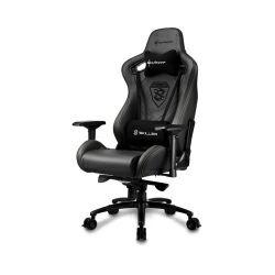 Sharkoon Skiller SGS5, igraća stolica, koža, crna