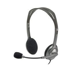 Logitech H111 stereo slušalice sa mikrofonom (981-000593)