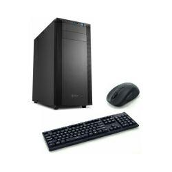 CRATOS OFFICE SUPREME MT 500W PC - Intel i5-8400, 8GB DDR4, 480GB SDD, Intel UHD, FreeDOS + tipkovnica/miš