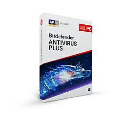 BitDefender Antivirus Plus 2019 (1 korisnik) 1 godina Retail