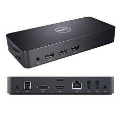 Dell Dock D3100 USB 3.0 Ultra HD Triple Video Docking Station