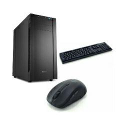 Cratos WIN v1 MT - Pentium CPU, H310M, S.1151, 4GB RAM, 240GB SSD, Intel HD, DVDRW, WIN 10 PRO + tipkovnica/miš