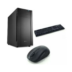 Cratos WIN v1 MT - Pentium CPU, H310M, S.1151, 4GB RAM, 1TB HDD, Intel HD, DVDRW, WIN 10 PRO + tipkovnica/miš