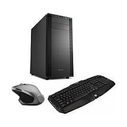 Cratos WIN v1 MT - Pentium CPU, H310M, S.1151, 4GB RAM, 240GB SSD, Intel UHD, DVDRW, WIN 10 PRO + tipkovnica/miš