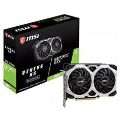 MSI GeForce GTX 1660 VENTUS XS 6G OC, 6GB GDDR5/192-bit, PCI 3.0, DP/HDMI
