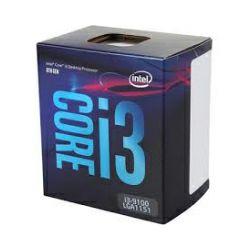 Intel Core i3-9100 - 3.60/4.20GHz (4 Cores), 6MB, S.1151, UHD grafika, sa hladnjakom