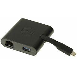 Dell Dock USB-C to HDMI/VGA/Ethernet/USB DA200