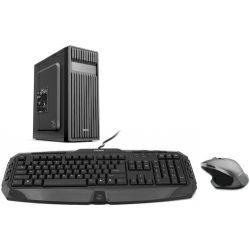 CRATOS OFFICE SUPREME MT 500W PC - Intel i5-9400F, 8GB DDR4, 240GB SDD, GT1030 Aero ITX, FreeDOS + tipkovnica/miš