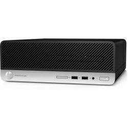 HP ProDesk 400 G6 SFF, Intel Core i3-9100, 8GB DDR4, 256GB PCIe NVMe SSD, Intel UHD, G-LAN, DVD-RW, Windows 10 Professional + tipkovnica/miš