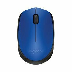 LOGITECH Wireless Mouse M171 - EMEA -  BLUE