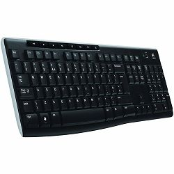 LOGITECH Wireless Keyboard K270 - EER - Croatian layout