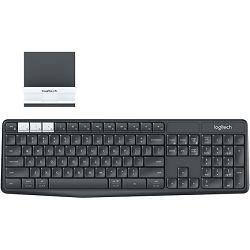 LOGITECH Wireless Multi-Device Keyboard K375s - INTNL - Croatian layout