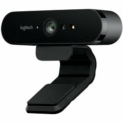 LOGITECH HD Webcam BRIO 4k - EMEA