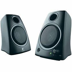 LOGITECH Speakers Z130 - BLACK - ANALOG - PLUGC - EMEA