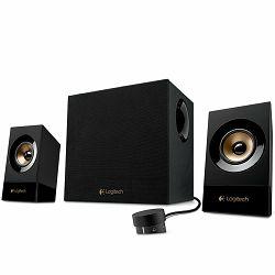 LOGITECH Audio System 2.1 Z533 - EU - BLACK