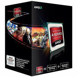 AMD CPU Trinity A10-Series X4 5800K (3.80GHz,4MB,100W,FM2) Box, Black Edition, Radeon TM HD 7660D