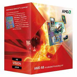 AMD CPU Richland A8-Series X4 6600K (3.9GHz,4MB,100W,FM2) box, Black Edition, Radeon TM HD 8570D