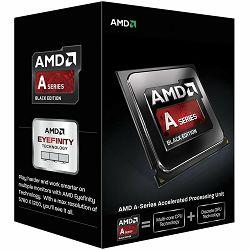AMD CPU Richland A10-Series X4 6790K (4.0/4.3GHz Turbo,4MB,100W,FM2) box, Black Edition, Radeon TM HD 8670D
