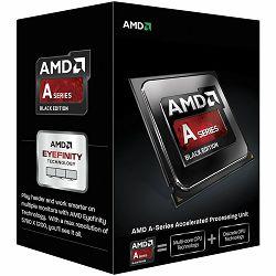 AMD CPU Richland A10-Series X4 6800K (4.1GHz,4MB,100W,FM2) box, Black Edition, Radeon TM HD 8670D