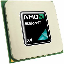 AMD CPU Desktop Athlon II X4 730 (2.8GHz,4MB,65W,FM2) box