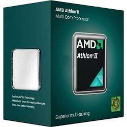 AMD CPU Desktop Athlon II X4 750K (3.4GHz,4MB,100W,FM2) box, Black Edition