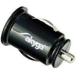 AKYGA AK-CH-02 Car charger with 2xUSB