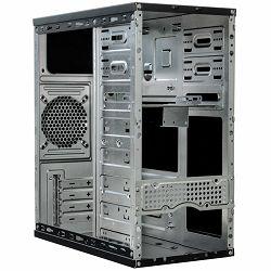 Case Micro ATX Akyga AK202BK black w/o PSU