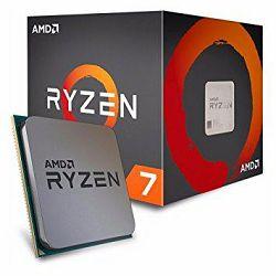 AMD Ryzen 7 1800X AM4, 3.6Ghz, box cpu