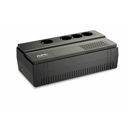 APC Line Interactive Back UPS BV 800VA, AVR, Schuko Outlet, 230V