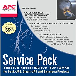 APC 3 Year Warranty Extension SMT 1kVA, 1,5kVA, 2,2kVA UPS