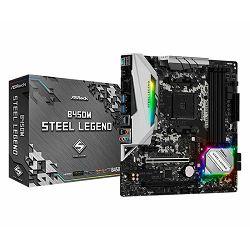 Asrock AMD AM4 B450M Steel Legend