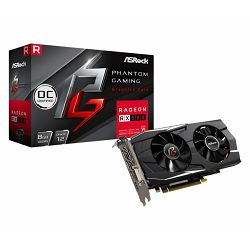 Asrock Radeon Phantom Gaming D RX580 8GB OC