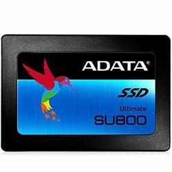 """ADATA SU800 128 GB SATA III 2.5"""" 3D TLC Read/Write: 560 / 420 MB/sec, 50k/75k IOPS  TBW 100TB"""
