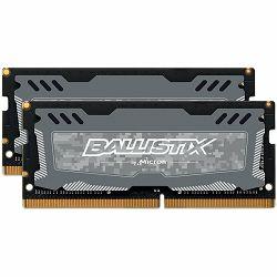 CRUCIAL 16GB Kit (8GBx2) DDR4 2400 MT/s (PC4-19200) CL16 SR x8 Unbuffered SODIMM 260pin