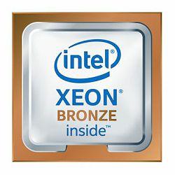 Intel CPU Server Xeon-SC 3106 (8-core, 8/8 Cr/Th, 1.70Ghz, noHT, noTurbo, 11MB, noGfx, 2xUPI 9.60GT/s, DDR4-2133, 1xFMA_AVX-512, Std.RAS, FC-LGA14-3647 Socket-P), Box